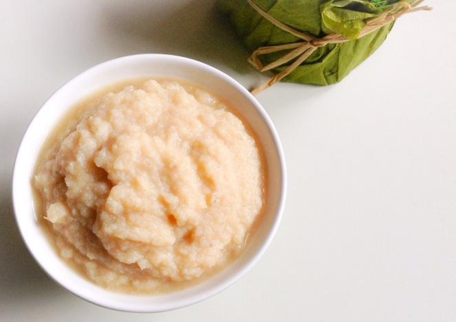 Cawliflower Puree/Cream Sauce
