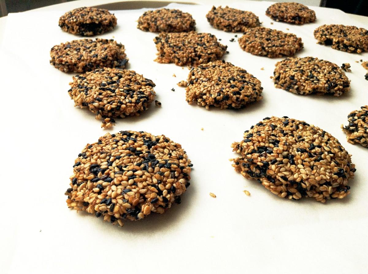 Sesame Seaweed Snacks