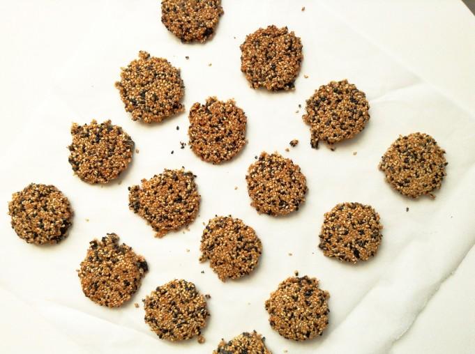 Sesame Seaweed Snacks (edited)