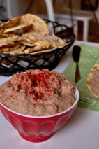 Red Lentil & Walnut Pate (280)