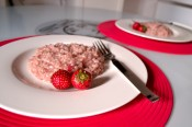 Strawberry Brown Rice Risotto 3