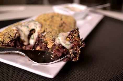 Black Rice, Quinoa, Zucchini Cakes (CSC_0928)
