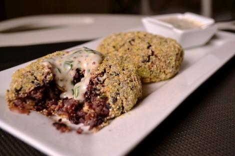 Black Rice, Quinoa, Zucchini Cakes (CSC_0931)