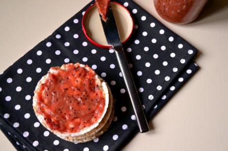 Strawberry Kiwi Chia Seed Jam (DSC_0976)
