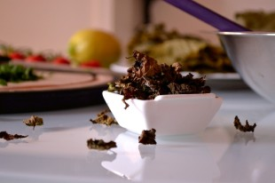Homemade Fresh Dried Mint (DSC_0173)
