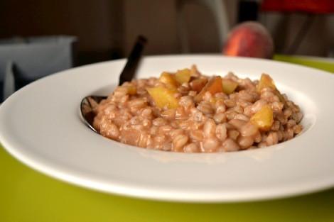 Peach Cinnamon Farro Porridge (DSC_1134)