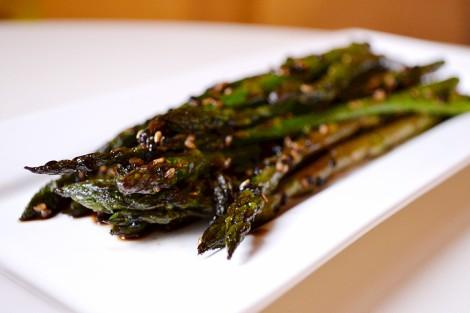 Sesame Soy Asparagus(DSC_0998)
