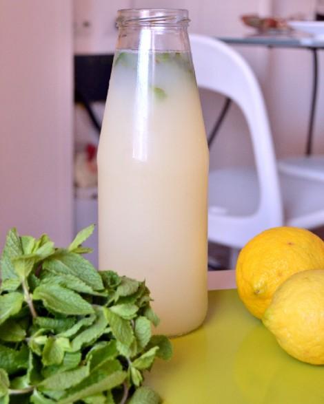Sugar Free Mint Lemonade (CSC_1090)