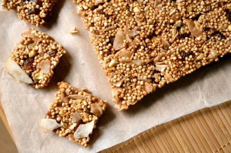 No Bake Puffed Quinoa Squares (DSC_0120)