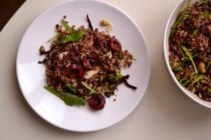Quinoa Cherry Salad (DSC_0836)