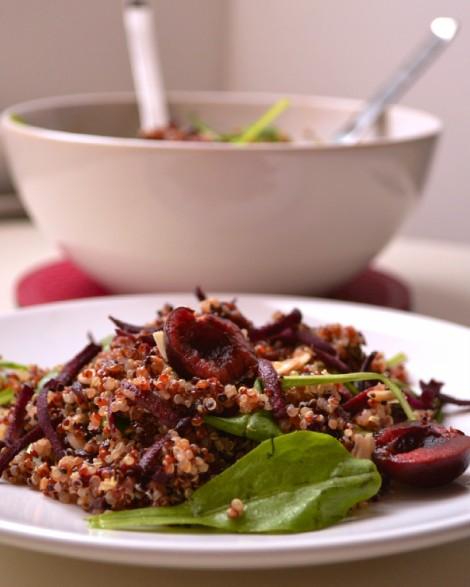 Quinoa Cherry Salad (DSC_0837)