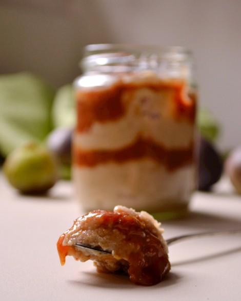 Fig Compote & Millet Pudding (DSC_0200)