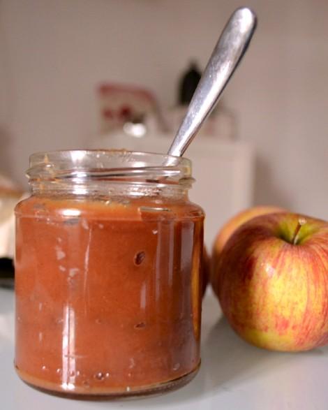 Vegan Sugar Free Apple Butter (DSC_1021)