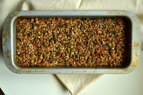 Baked Pumpkin Chocolate Oatmeal (DSC_0420)