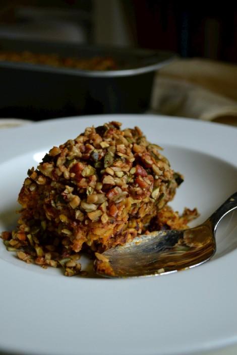 Baked Pumpkin Chocolate Oatmeal (DSC_0430)