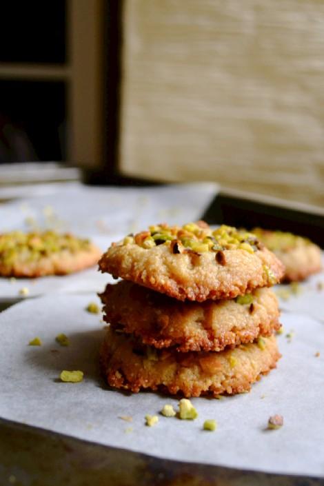 Orange Blossom Tahini Cookies (DSC_0739)