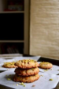 Orange Blossom Tahini Cookies (DSC_0740)