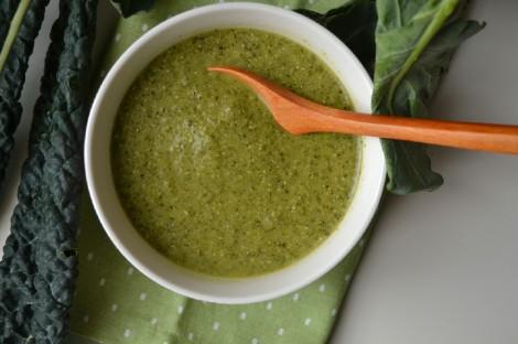 Creamy Broccoli & Kale Soup (DSC_1127)