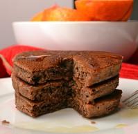 Blood Orange & Cacao Whole Spelt Pancakes (CSC_0297)