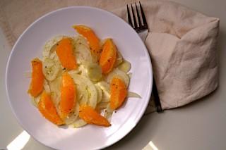 Fennel & Orange Salad with White Balsamic Vinaigrette (CSC_0480)