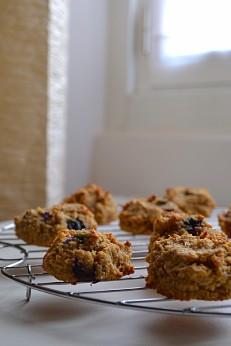 Blueberry Coconut Macaroon Cookies (DSC_0060)