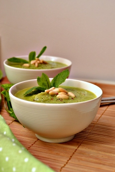 Zuccchini & Mint Soup (CSC_0591)