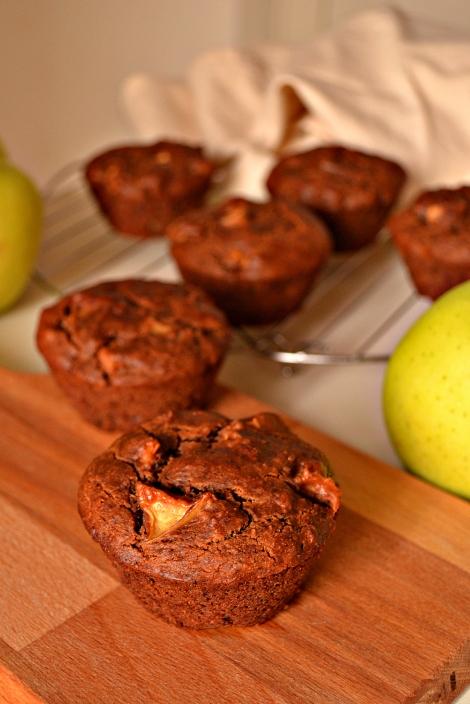 Apple Chestnut Muffins (DSC_0677)
