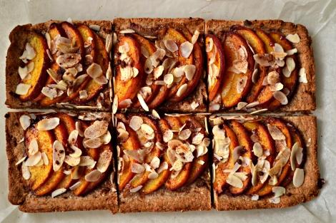 Peach Almond Squares (DSC_0616)