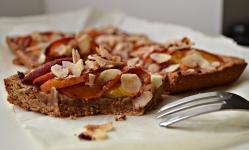 Peach Almond Squares (DSC_0630)