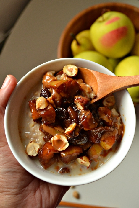 Caramel Apple Breakfast Bowl (DSC_0707)