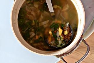 Lebanese Lentil & Chard Soup (DSC_0758)