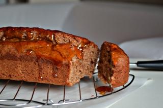 Spice Loaf with Sticky Maple Glaze (DSC_0894)